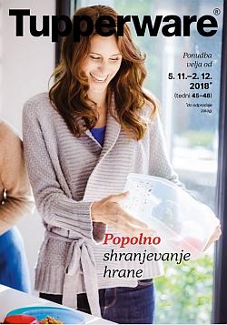 Tupperware katalog Popolno shranjevanje