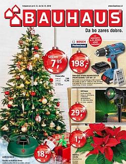 Bauhaus katalog december 2018