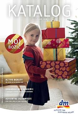 DM katalog december 2018
