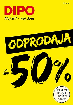 Dipo katalog Odprodaja do 31. 12.