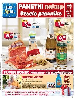 Eurospin katalog do 31. 12.