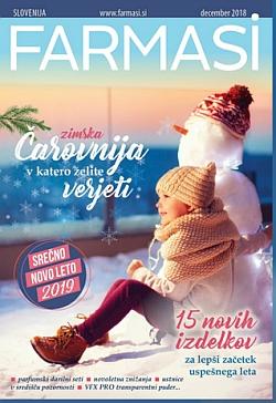 Farmasi katalog december 2018