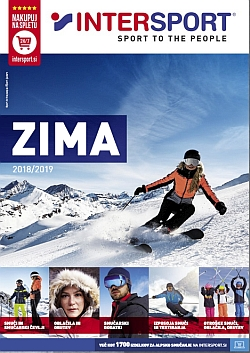 Intersport katalog Zima 2018/19