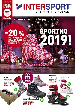 Intersport katalog december 2018
