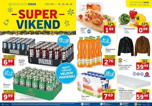 Lidl super vikend do 16. 12.