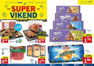 Lidl super vikend do 23. 12.