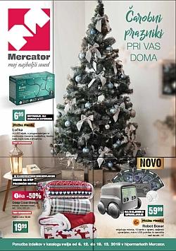 Mercator katalog Čarobni prazniki do 18. 12.