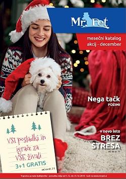 Mr Pet katalog december 2018