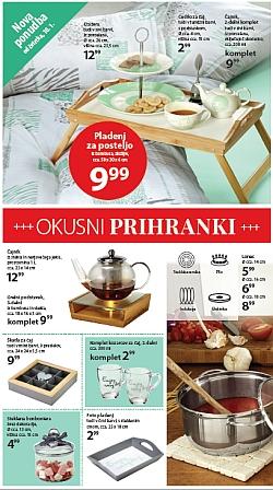 NKD katalog Okusni prihranki od 10. 01.