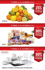 Spar in Interspar akcija do 12. 12.
