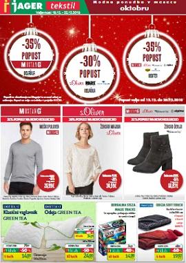 Jager katalog tekstil do 25.12.