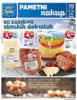 Eurospin katalog do 23. 01.
