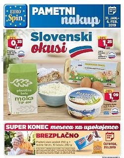 Eurospin katalog do 06. 02.