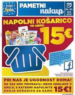 Eurospin katalog do 30. 01.