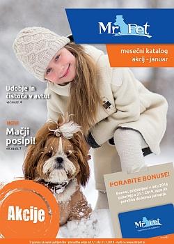 Mr Pet katalog januar 2019