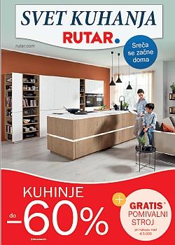 Rutar katalog Kuhinje do 02. 02.