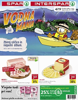 Spar in Interspar katalog do 29. 01.