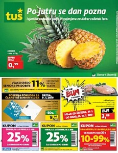 Tuš katalog trgovine in franšize do 14. 01.