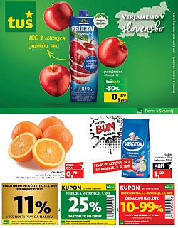 Tuš katalog trgovine in franšize do 11. 02.