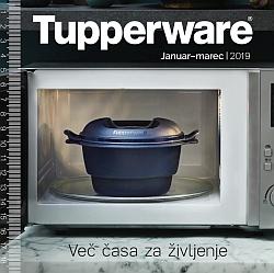 Tupperware katalog Več časa za življenje