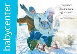 Baby Center katalog Knjižica kuponov januar 2019