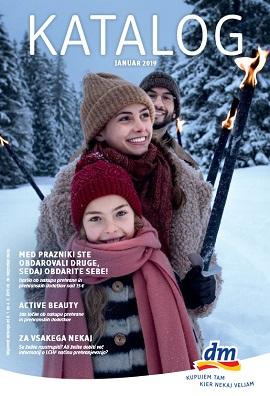 DM katalog januar 2019