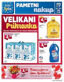 Eurospin katalog do 20. 02.