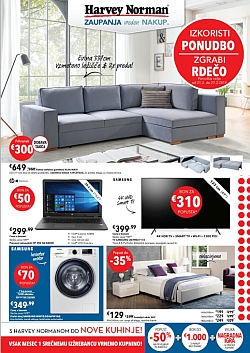 Harvey Norman katalog do 27. 02.