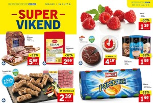 Lidl super vikend do 17. 02.