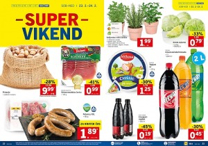 Lidl super vikend do 24. 02.