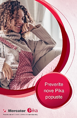 Mercator katalog Pika do 06. 04.
