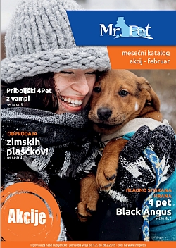 Mr Pet katalog februar 2019