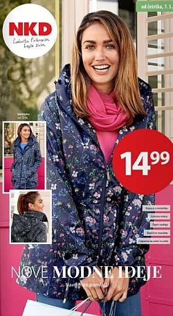 NKD katalog Nove modne ideje od 07. 03.
