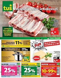 Tuš katalog trgovine in franšize do 12. 02.