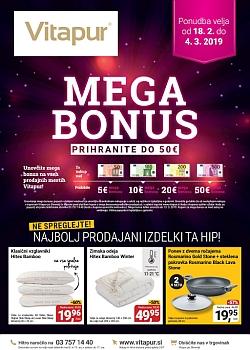 Vitapur katalog Mega bonus do 04. 03.
