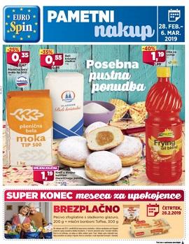 Eurospin katalog do 6.3.