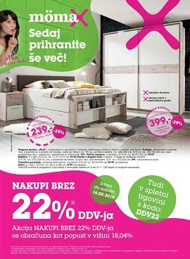 Momax katalog Nakupi brez 22 % DDV-ja