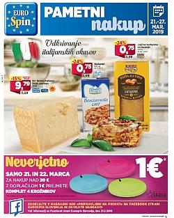 Eurospin katalog do 27. 03.