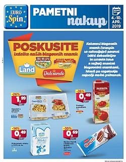 Eurospin katalog do 10. 04.