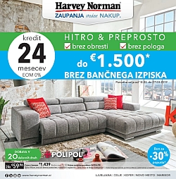 Harvey Norman katalog do 27. 03.