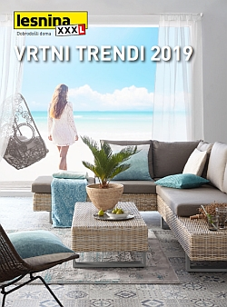 Lesnina katalog Vrtni trendi 2019