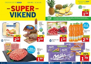 Lidl super vikend do 03. 03.