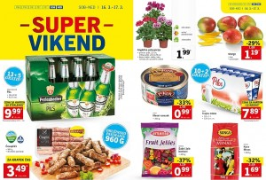 Lidl super vikend do 17. 03.