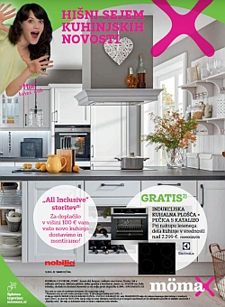 Momax katalog Hišni sejem kuhinjskih novosti