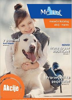 Mr Pet katalog marec 2019