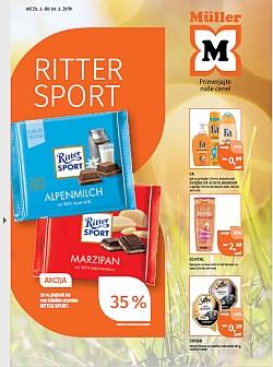 Muller katalog drogerija do 30. 03.