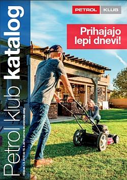 Petrol katalog Pomlad 2019
