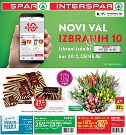 Spar in Interspar katalog do 12. 03.