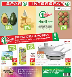 Spar in Interspar katalog do 26. 03.