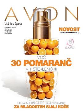 Avon katalog 5 2019